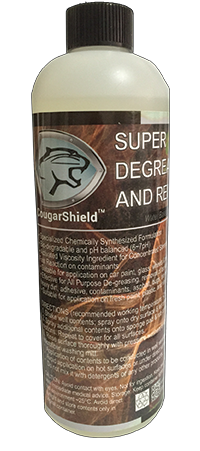 Super Degreaser and Remover (SDR) – CougarShield